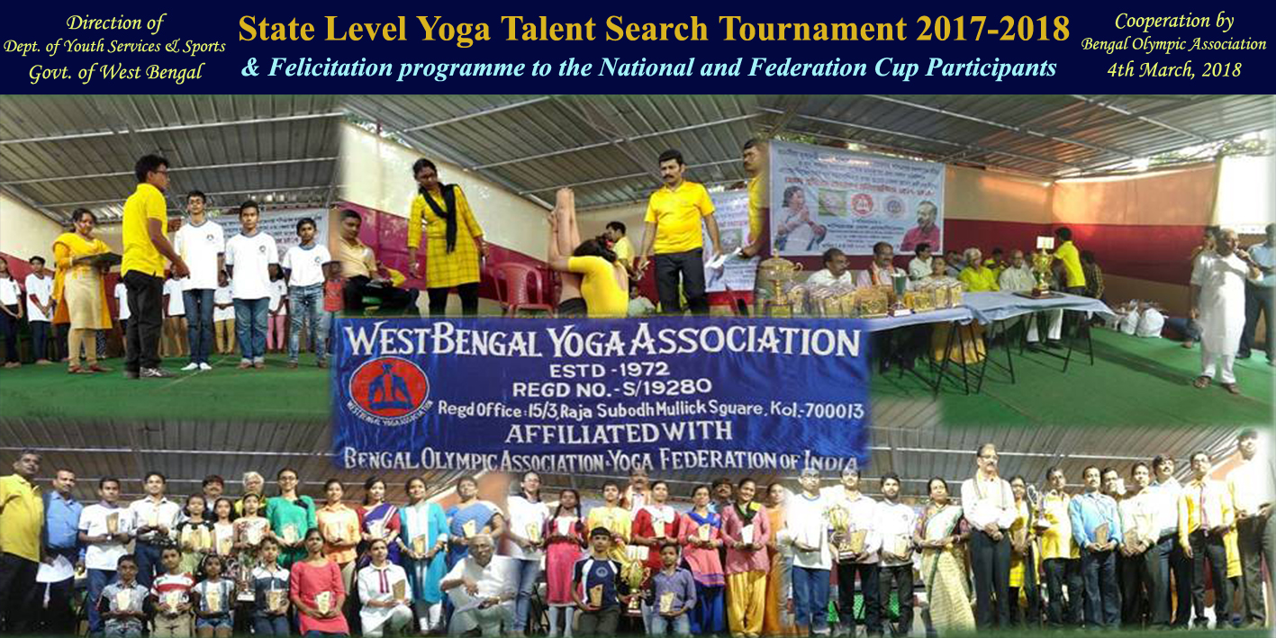 Talentsearch West Bengal Yoga Association